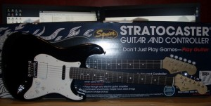 The Guitar (and box)