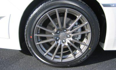 2011 Subaru WRX in Satin White Pearl (SWP)