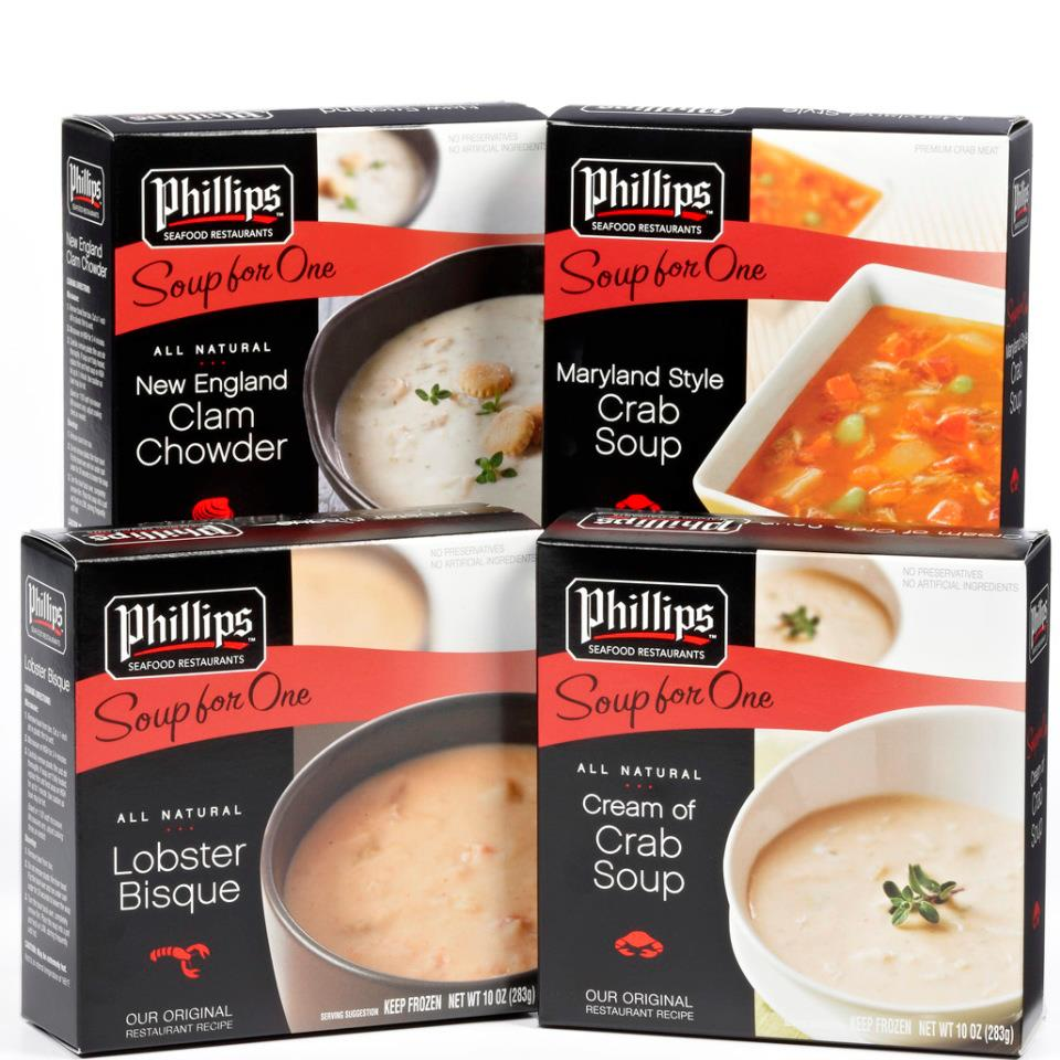 Phillips - Soup For One