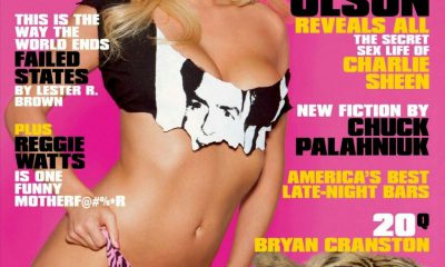 Bree Olson August 2011 Playboy Cover