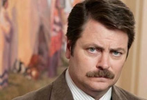 The 30 Best Portraits Of Ron Swanson