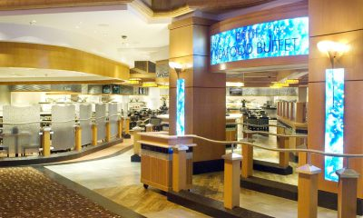 Village Seafood Buffet at the Rio Hotel & Casino