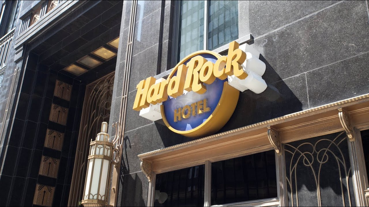 Hard Rock Hotel Chicago - Exterior