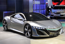 Highlights From The 2012 Detroit Auto Show