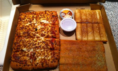 Pizza Hut $10 Dinner Box