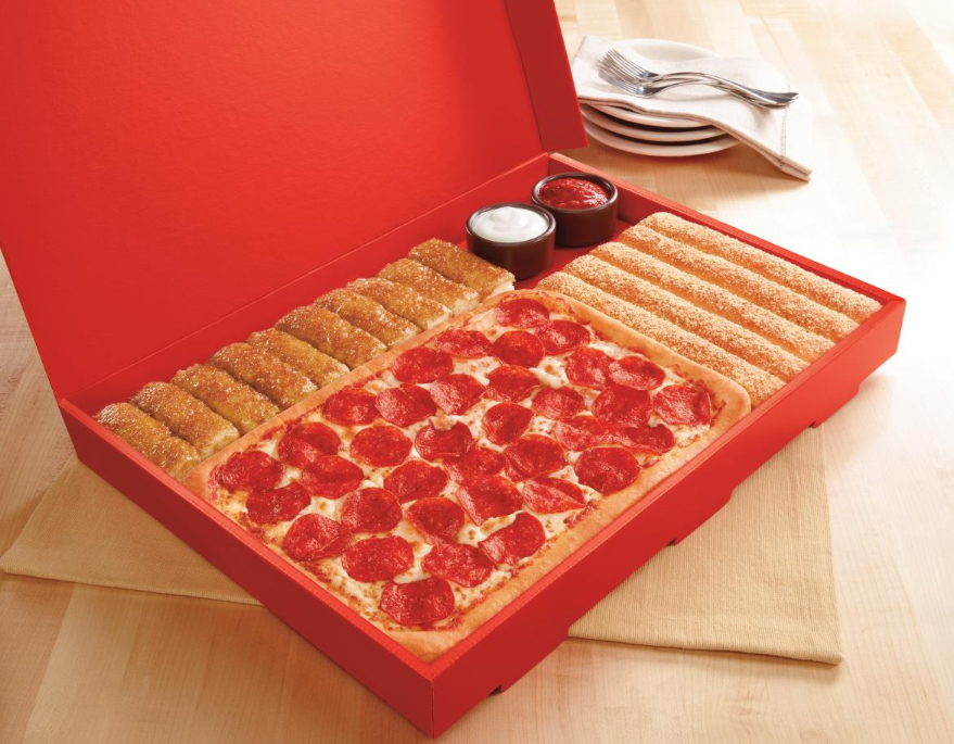 Pizza Hut $10,010 Engagement Party Package