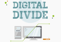 The Digital Divide (Infographic)