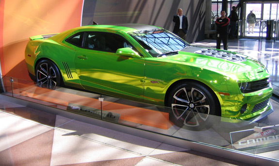 Highlights From The 2012 New York Auto Show