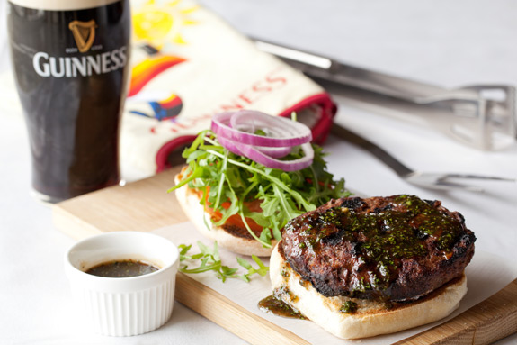 Guinness BBQ Marinade with Draught