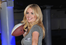 Kate Upton Photos From AXE Combine House