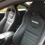 2013 Ford Mustang - Recaro Seats