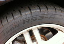 Review: Cooper Zeon RS3-A All-Season Tires