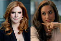 Suits Fans Who S Hotter Donna Or Rachel