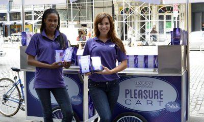 Trojan Vibrations Pleasure Cart
