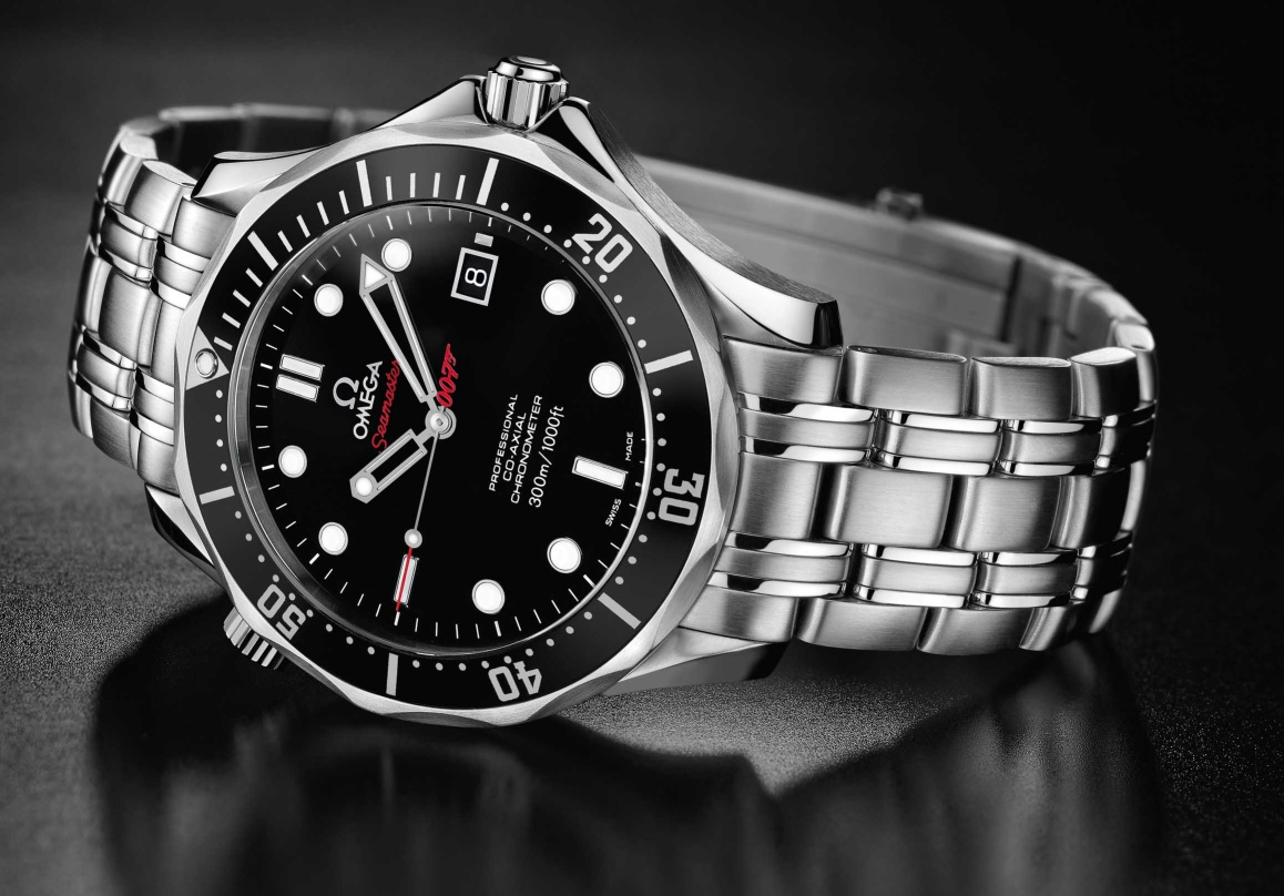 A Complete History Of James Bond's Watches