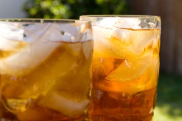 George Dickel Iced Tea