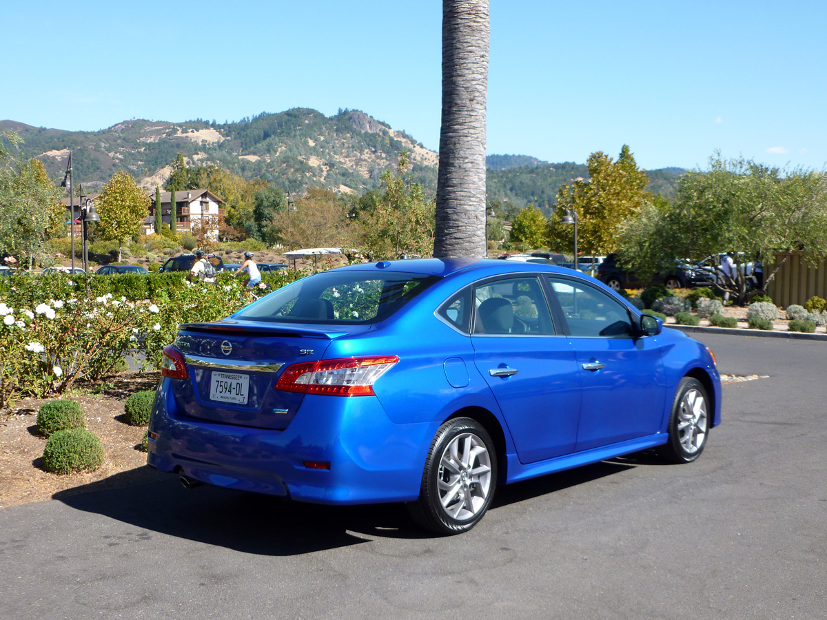 2013 Nissan Sentra review