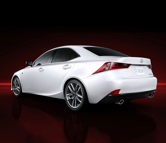 Lexus 2014: 2014-Lexus-IS-F-SPORT4