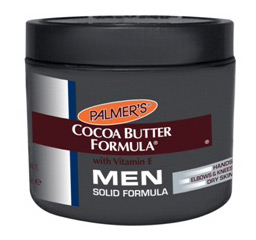 Cocoa Butter Formula Men's Jar