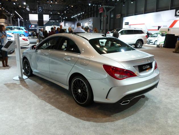 Mercedes-Benz-CLA-Class