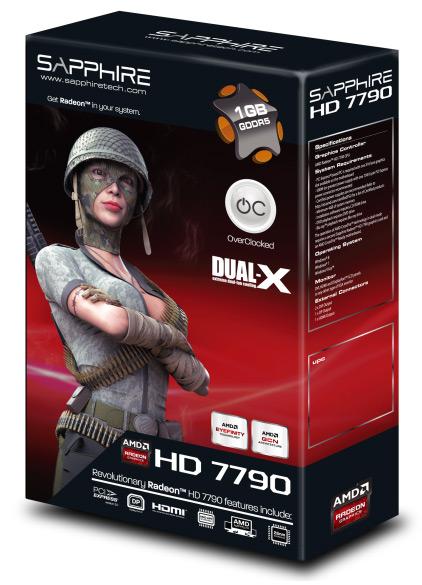 Radeon HD 7790 Box