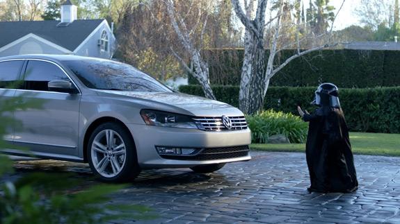 VW Darth Vader Ad