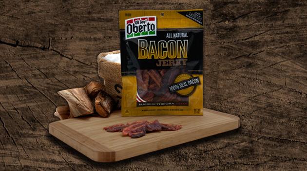 Oberto All Natural Bacon Jerky