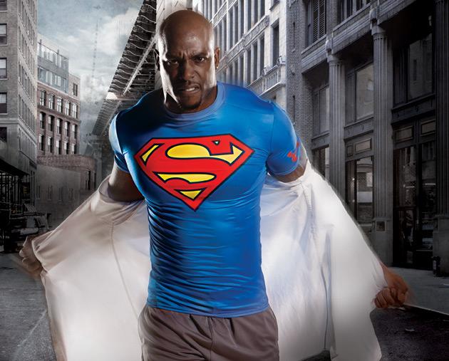 Under Armour ALTER EGO - Superman