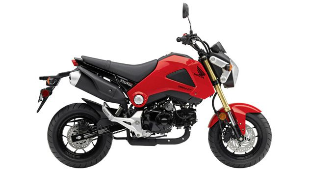 The 2014 Honda Grom Is 125cc's Of Fun