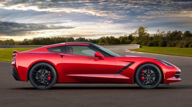 Official: New Corvette Has 460 Horsepower!