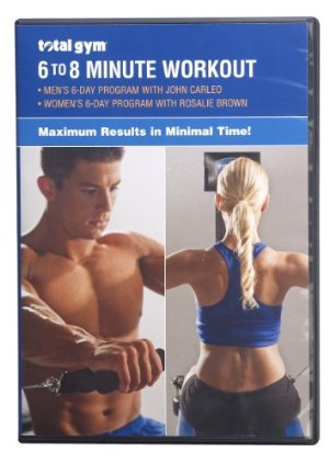 6 To 8 Minute Workout DVD