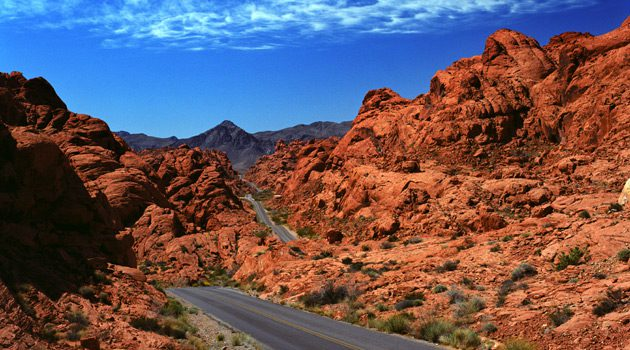 Escape The Casinos and Hike, Bike and Swim Near Las Vegas