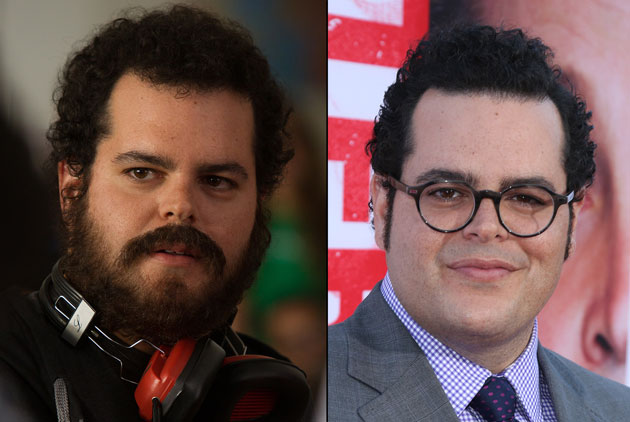 Josh Gad - AXE Hair Before and After