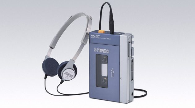 Remember When The Sony Walkman Was Considered High-Tech?