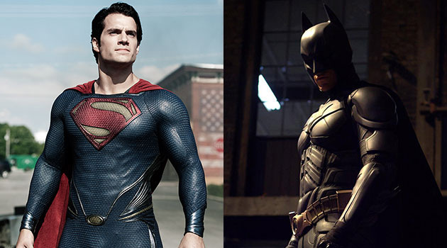 Comic-Con Superman / Batman Announcement