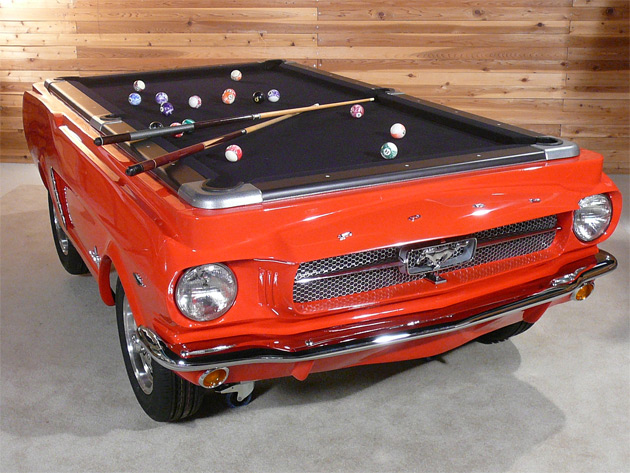 Ford-Mustang-Pool-Table-2