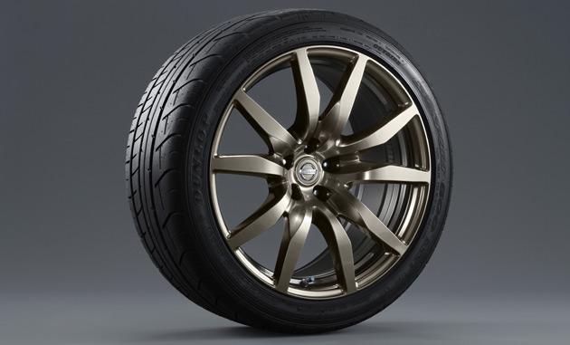 Nissan GT-R Special Edition - Wheel