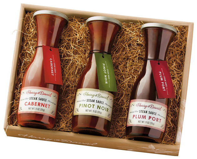 Review Harry David Bbq Steak Sauce Set