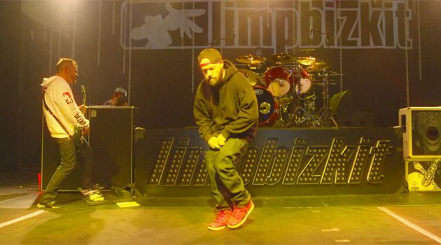 Things Just Got Real, Limp Bizkit Is Back!