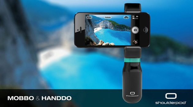 SHOULDERPOD: Helping You Shoot Better Photos And Video