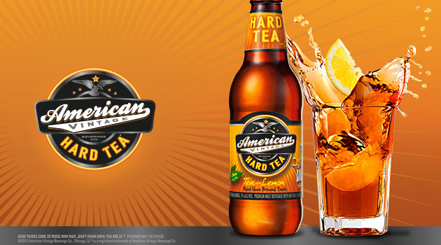 American Vintage Hard Tea Take Your Pick America Sweepstakes