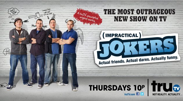 A New Season Of Impractical Jokers Kicks Off Tonight!