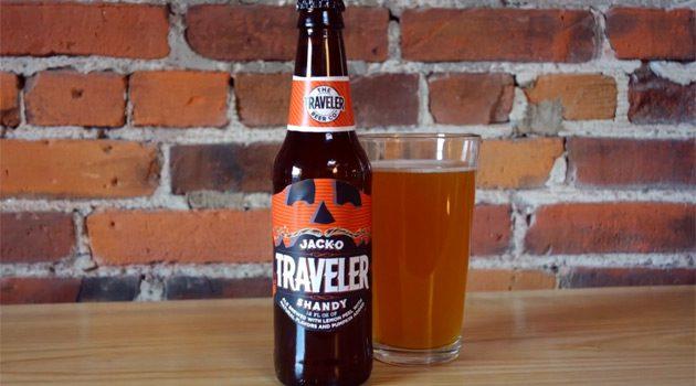Traveler Beer's 'Jack-O Traveler' Pumpkin Shandy Is Back!