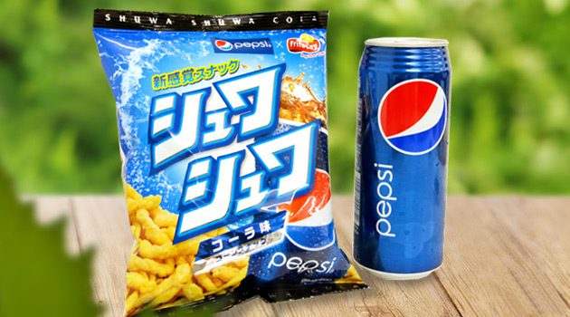 Pepsi-Flavored Cheetos Exist – In Japan