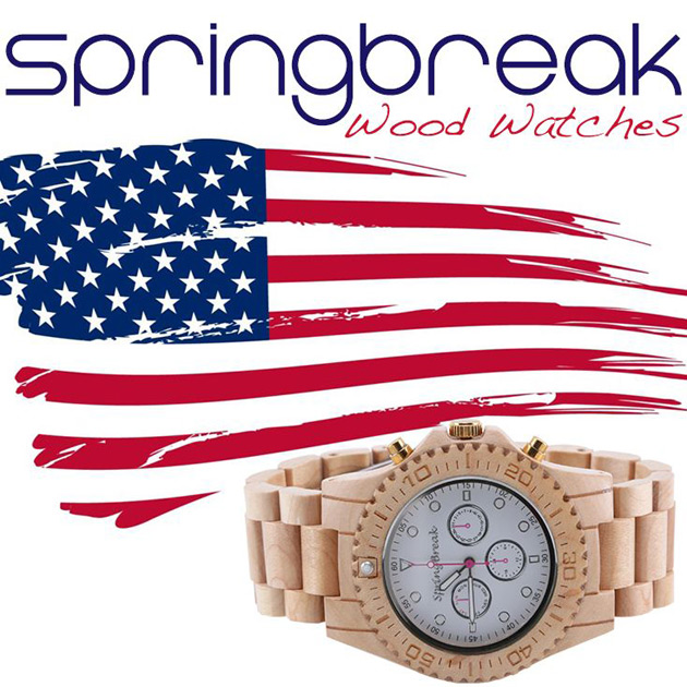 SpringBreak Watch