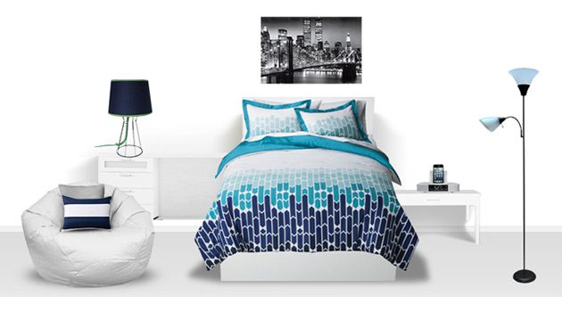 Swag Out Your Dorm Room With Target