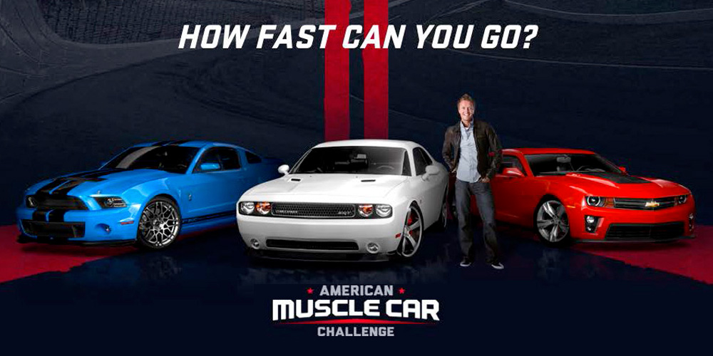 American Muscle Car Challenge