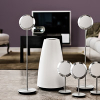 Bang & Olufsen BeoLab 14 Surround Sound System Makes A Statement