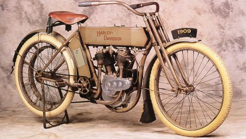 Harley-Davidson 5D