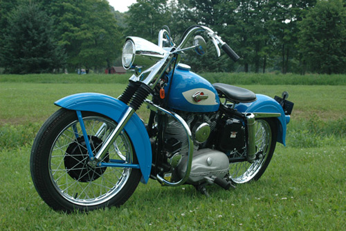 Harley-Davidson Early Sportster